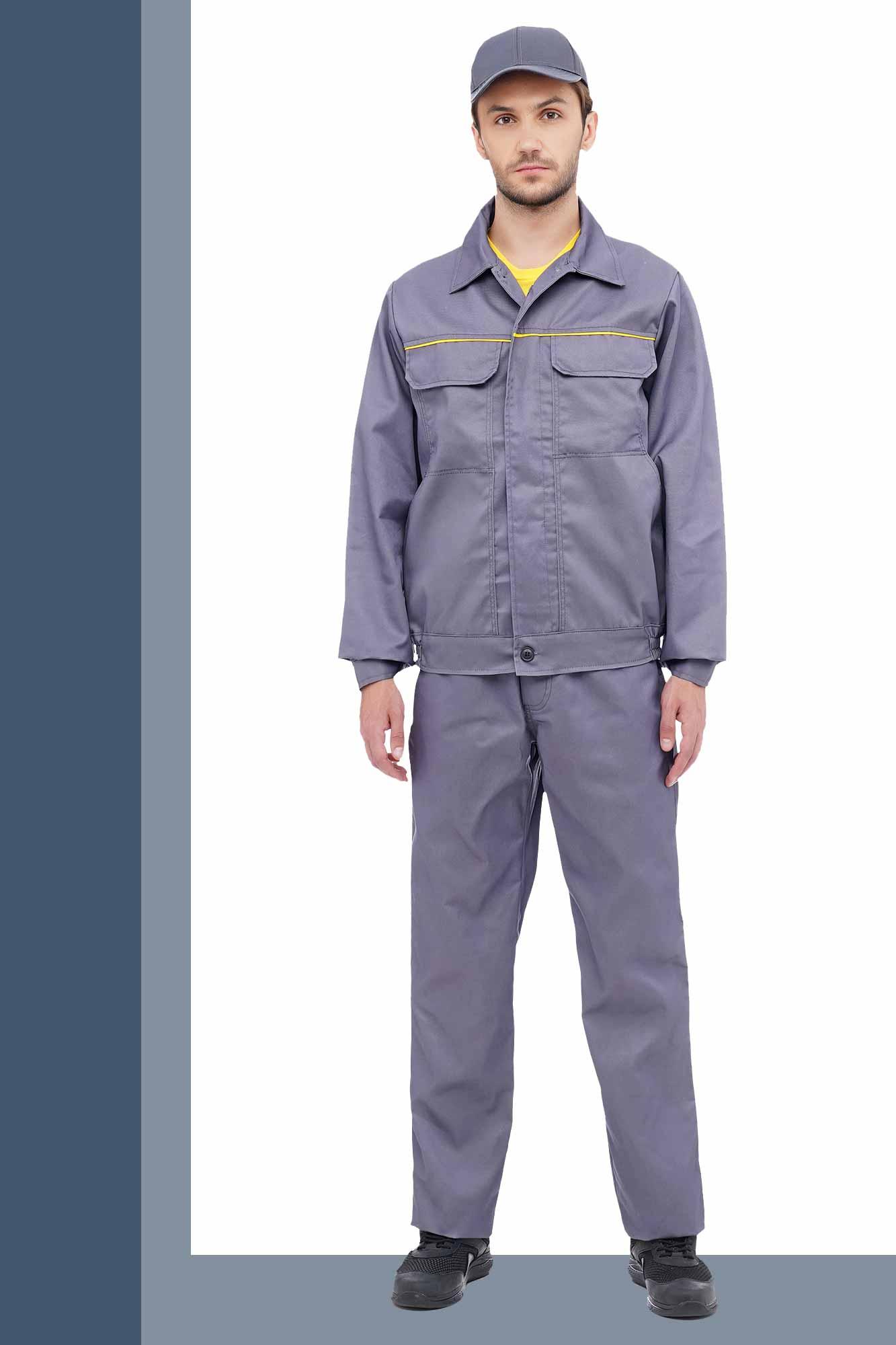 ЄВРОКОСТЮМ УНІВЕРСАЛ (куртка та брюки)