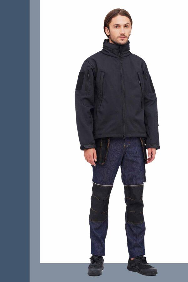 Куртка вітро- та водозахисна Softshell